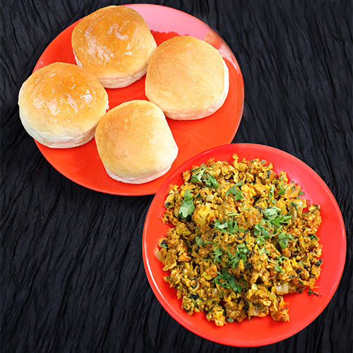 double-bhurji-pav-shivrama-aurangabad